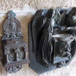 Béntiier – tronc – Eglise – La Jonchère-Saint-Maurice
