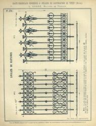 TU_DUCH_1896_PL204 – Grilles de clôture