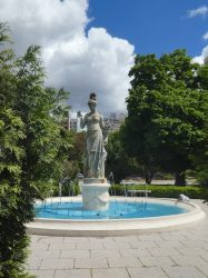 Flore ou le Printemps – Plaza Moreno – La Plata