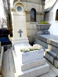 Tombe des familles Derouard – Bouthor – Cos – Cimetière du Père-Lachaise – Paris (75020)