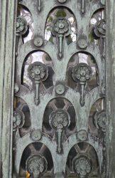 Portes de chapelles sépulcrales (2) – Division 72 – Cimetière du Père Lachaise – Paris (75020)