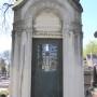 Portes de chapelles sépulcrales - Division 96 (2 - 2) - Cimetière du Père Lachaise - Paris (75020) - Image11
