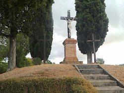 Christ en croix (Calvaire) – Monferran-Savès