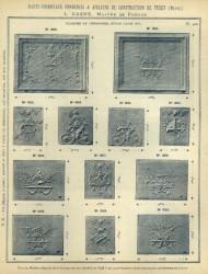 TU_DUCH_1896_PL402 – Plaques de cheminées style Louis XVI
