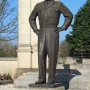Statue du Général Dwight David Eisenhower - Bayeux - Image1