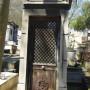 Portes de chapelles sépulcrales - Division 96 (1) - Cimetière du Père Lachaise - Paris (75020) - Image1