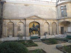 Monument à Henri IV – Musée Carnavalet – Paris (75004)