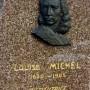 Monument à Louise Michel – Vroncourt-la-Côte