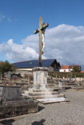 Christ en croix – Cimetière – Saint-Paul-les-Dax