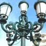 Lampadaires (2) - Place Vasileos Georges A - Patras - Image1