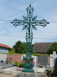 Croix de cimetière – Fricourt