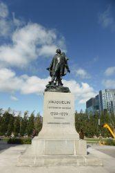Monument à Jean Vauquelin – Montréal