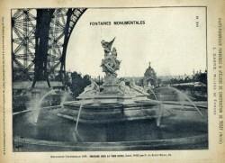 TU_DUCH_1896_PL373_16-XVI – Fontaines monumentales – Exposition universelle de 1889