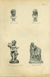 TH_1887_PL10 – Mercure, Antinoüs, Pâquerette et Coquelicot, La Douleur