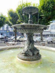 Fontaine Abadie – Place Francis Louvel – Angoulême