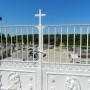 Grille de cimetière - Saint-Victor-l'Abbaye - Image2