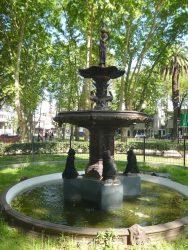 Fontaine – Plaza Buratovich – Rosario