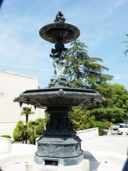 Grande fontaine [aux Putti] – Valrose – Nice