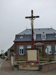 Christ en croix – La Vallée-au-Blé