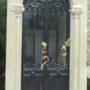 Portes de chapelles sépulcrales - Division 17 - Cimetière du Père Lachaise - Paris (75020) - Image9