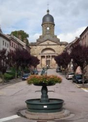 Fontaine de la République – Badonviller