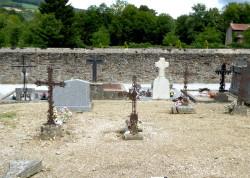 Cimetière – Saint-Amans-Soult