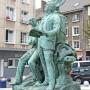 Monument aux frères Coquelin de la Comédie française - Boulogne-sur-Mer - Image4
