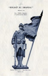 DUR_MM_PL02 – Soldat au drapeau