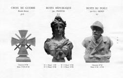 DUR_MM_PL08 – Bustes et croix de guerre