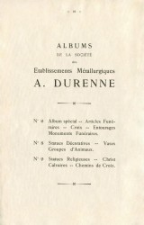 DUR_MM_PL16 – Albums Durenne