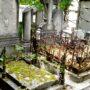 Entourages de tombes - Division 70 - Cimetière du Père Lachaise - Paris (75020) - Image7