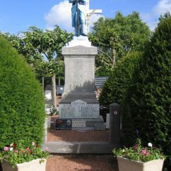 Monument aux morts – Chocques