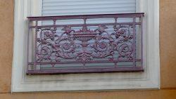 Balcons et impostes – Vidauban