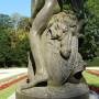 L'Amour taillant son arc dans la massue d'Hercule – parc – Tervueren