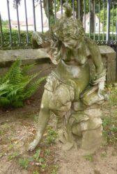 Jeune fille à la conque – Saint-Ambreuil