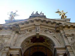 Renommées (2) – Jardin du Petit Palais – Paris (75008)