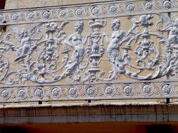 Balcon – Place Saint-Jean – Vergt