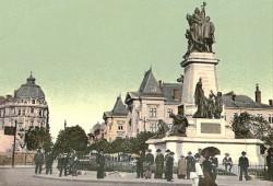 Monument à Ion C. Brătianu – Bucarest (détruit)