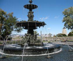 Fontaine de Tourny – Quebec