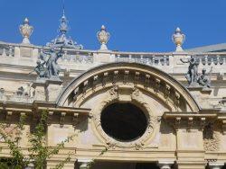 Groupes d'enfants musiciens (2) – Jardin du Petit Palais (nord) – Paris (75008)