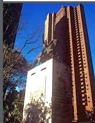Monumento a José de San Martin – Bogotá