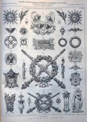 VO3_PL864 – Ornements funéraires et religieux d'applique
