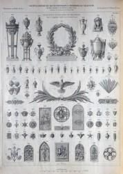 VO3_PL865 – Ornements funéraires et religieux