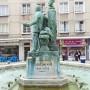 Monument aux frères Coquelin de la Comédie française - Boulogne-sur-Mer - Image6