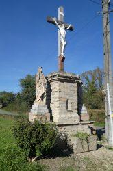 Christ en croix – Sainte-Arthémie – Molières