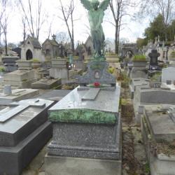 Tombe de la famille Loyer – Cimetière du Père Lachaise – Paris (75020)