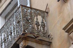 Grand balcon – Bastia