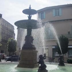 Grande fontaine – Castres