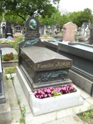 Sépulture de la famille Jumin – Cimetière du Père-Lachaise – Paris (75020)