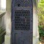 Portes de chapelles sépulcrales - Division 52 - Cimetière du Père Lachaise - Paris (75020) - Image11